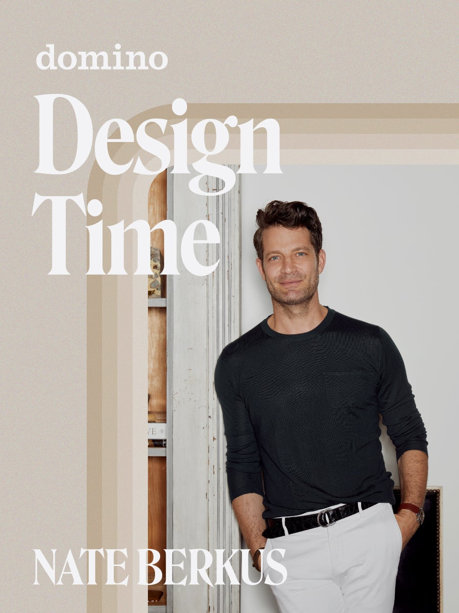 Nate Berkus Bought His Favorite Piece of Furniture From the Olsen Twins