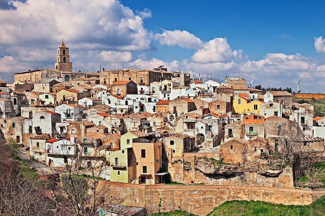 Grottole, Matera, Basilicata, Italy