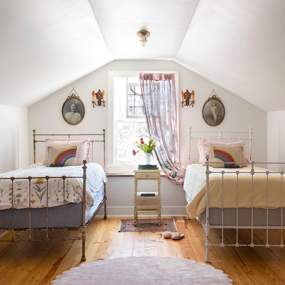 Eaves bedroom
