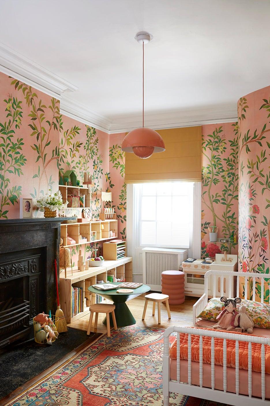 a kids bedroom