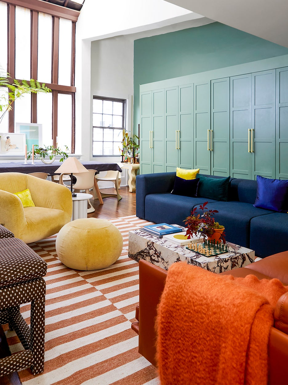 How Jordan Ferney Hacked Her Way to IKEA Closets With Parisian Grandeur