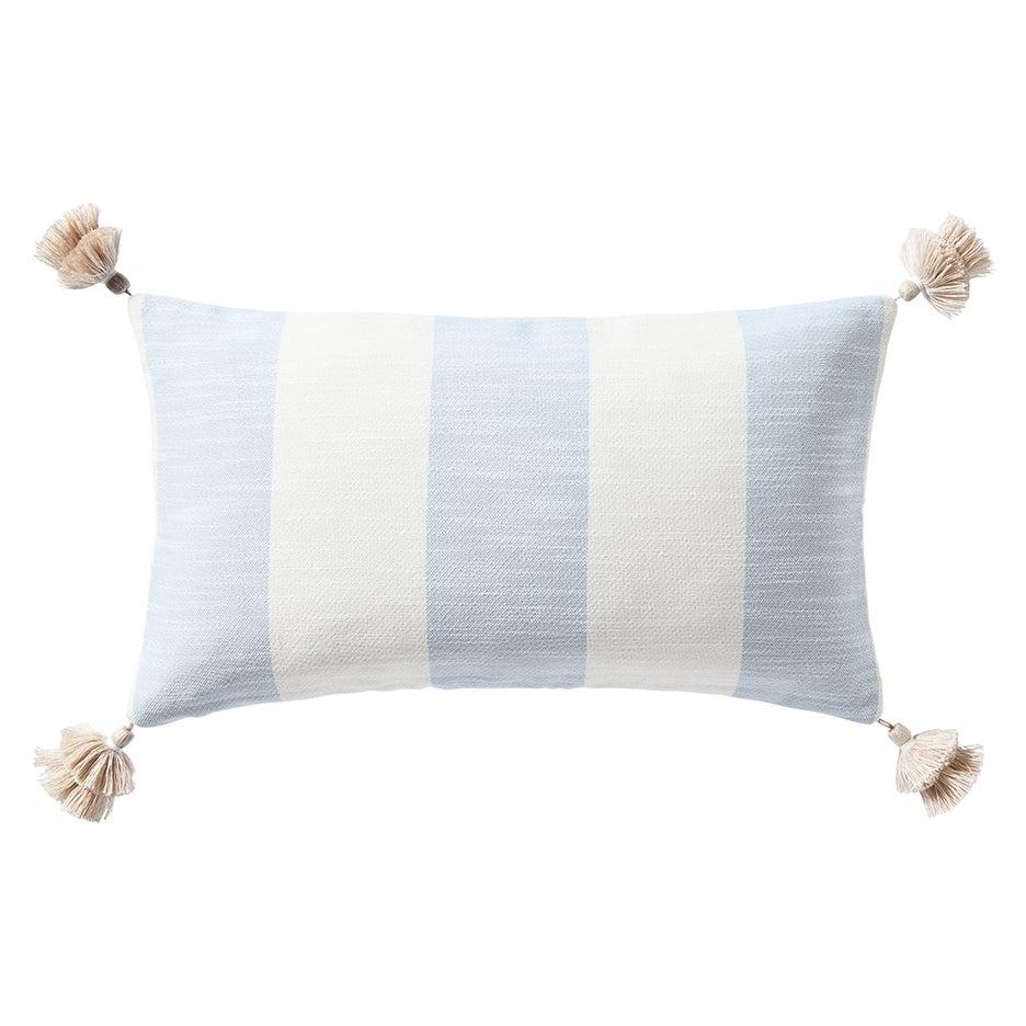 Serena-_-Lily-Beach-Stripe-Pillow-Cover—Coastal-Blue