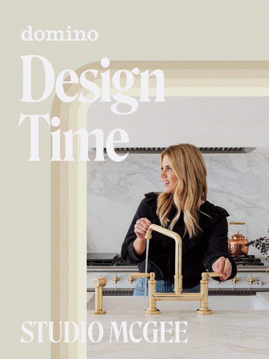 Shea McGee Can't Get Enough of This Kitchen Cabinet–Friendly Paint Color