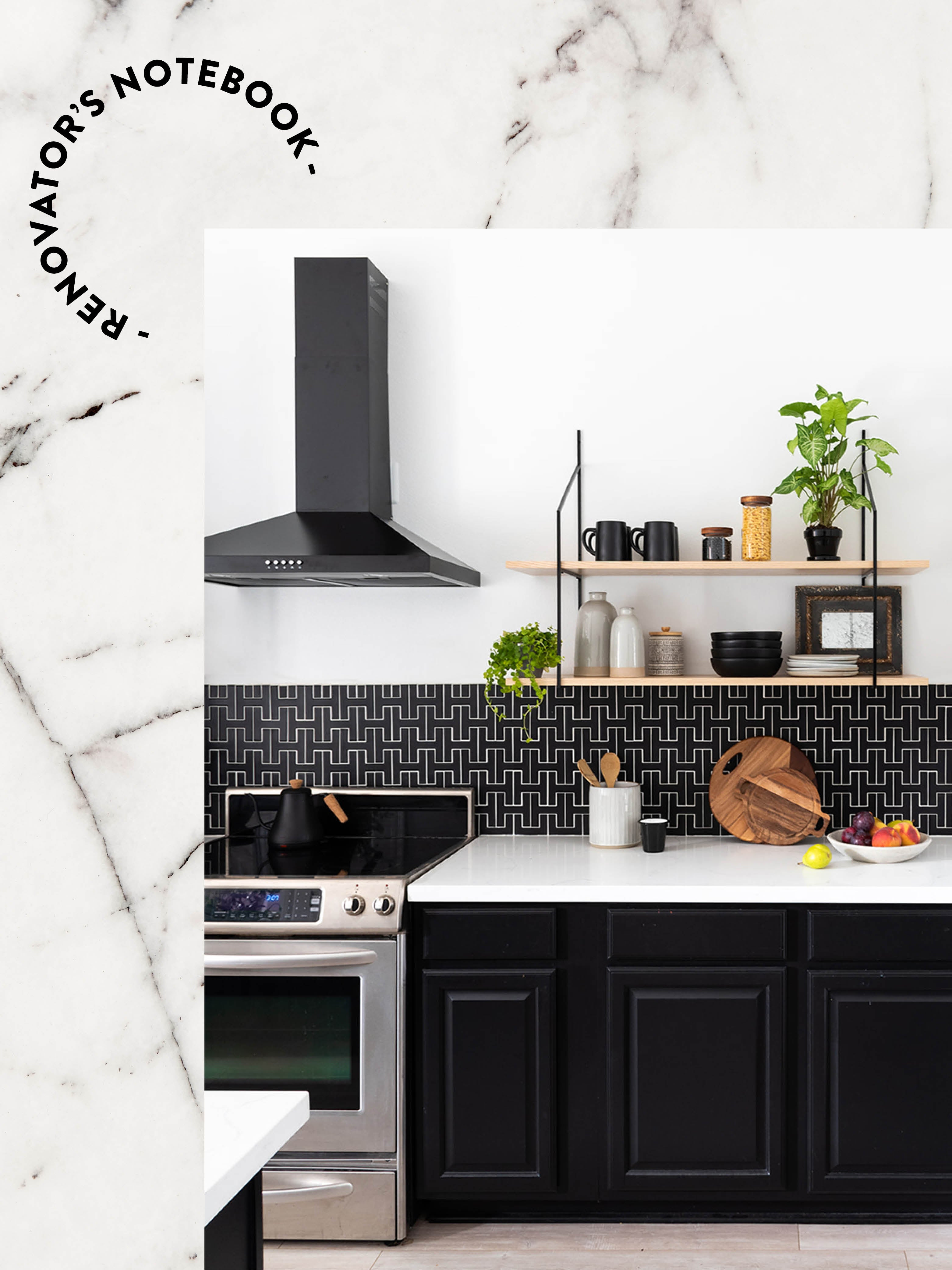 Same Cabinetry, Same Appliances, But a Brand-New-Looking Kitchen