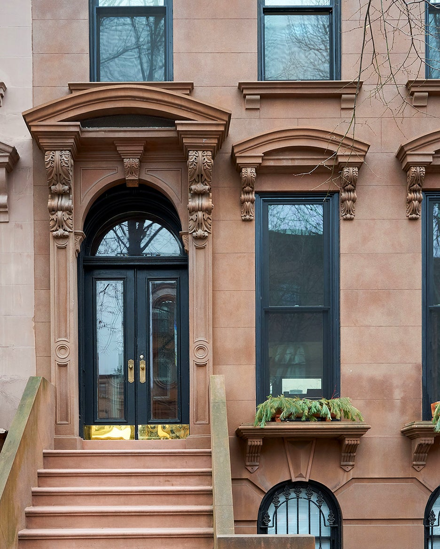Brooklyn brownstone renovation