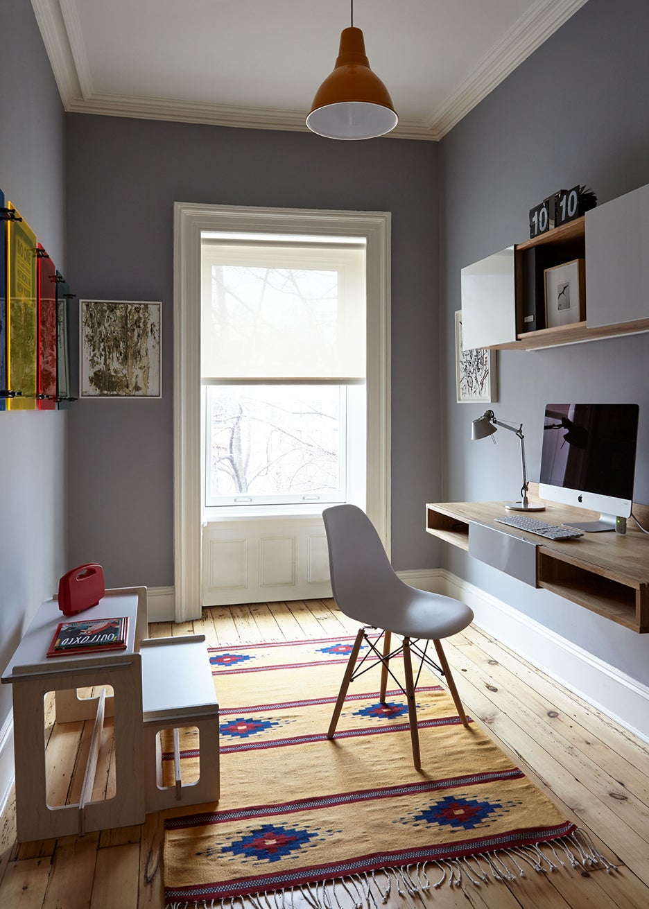 Brooklyn brownstone kids room renovation