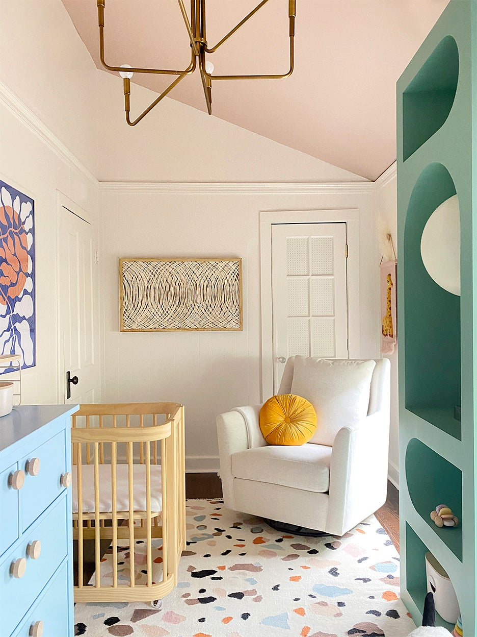 This Candy-Colored Nursery Is Also Full of Sweet Deals