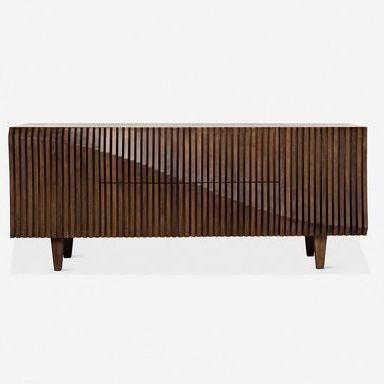 a sideboard table