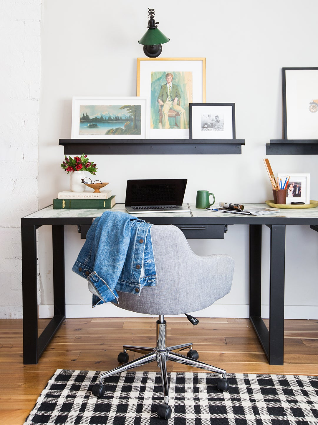 The Cure to WFH Fatigue Is a Home Office Revamp