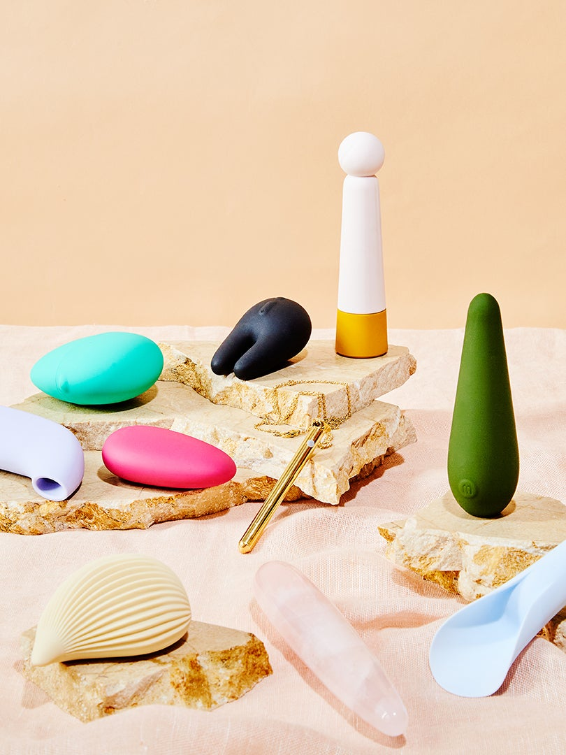 Design-y Sex Toys That You Won't Want to Stash in Your Nightstand