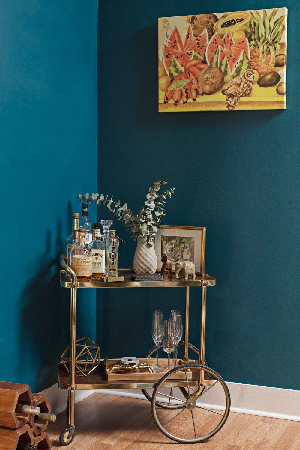 How Much It Would Cost to Paint Your House the First New Blue in 200 Years