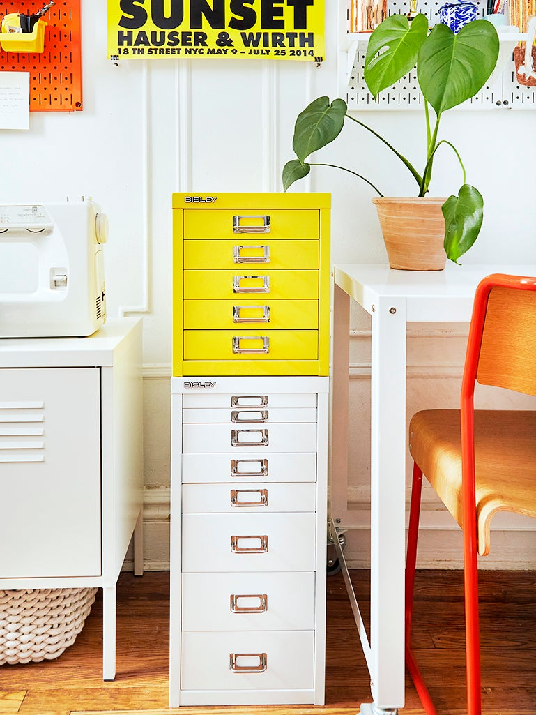 This Sunny Storage Cabinet Is 25% Off—Plus 5 Other On-Sale Finds That Add Order to Your Home