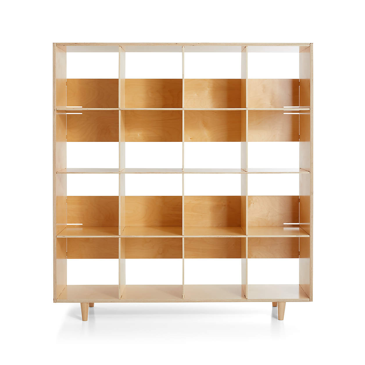 sprout-natural-16-cubby-birch-bookcase