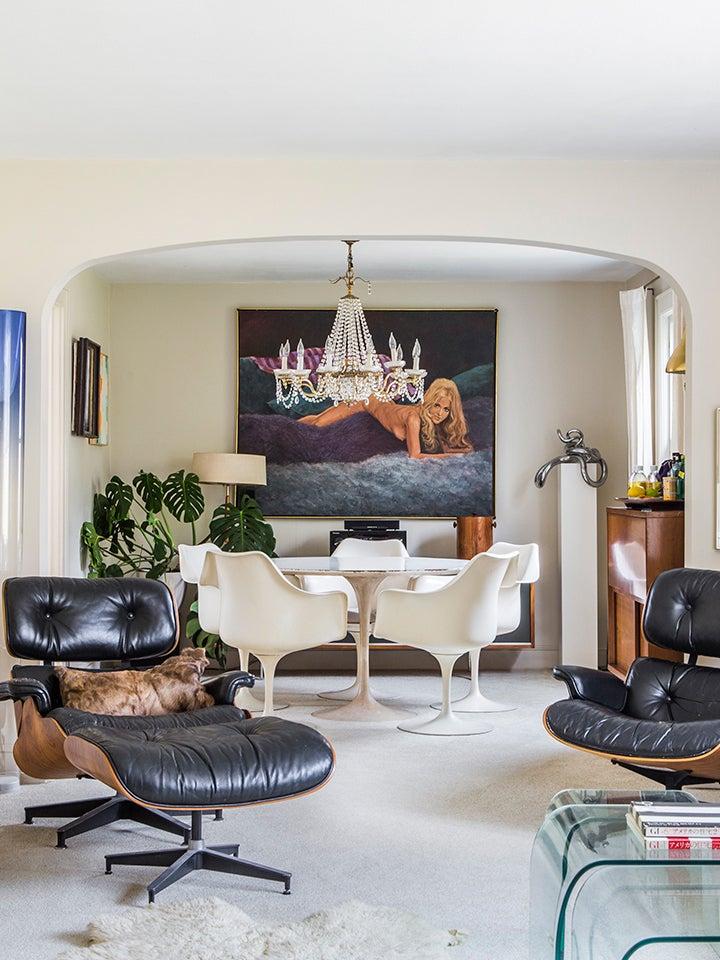 a livin room