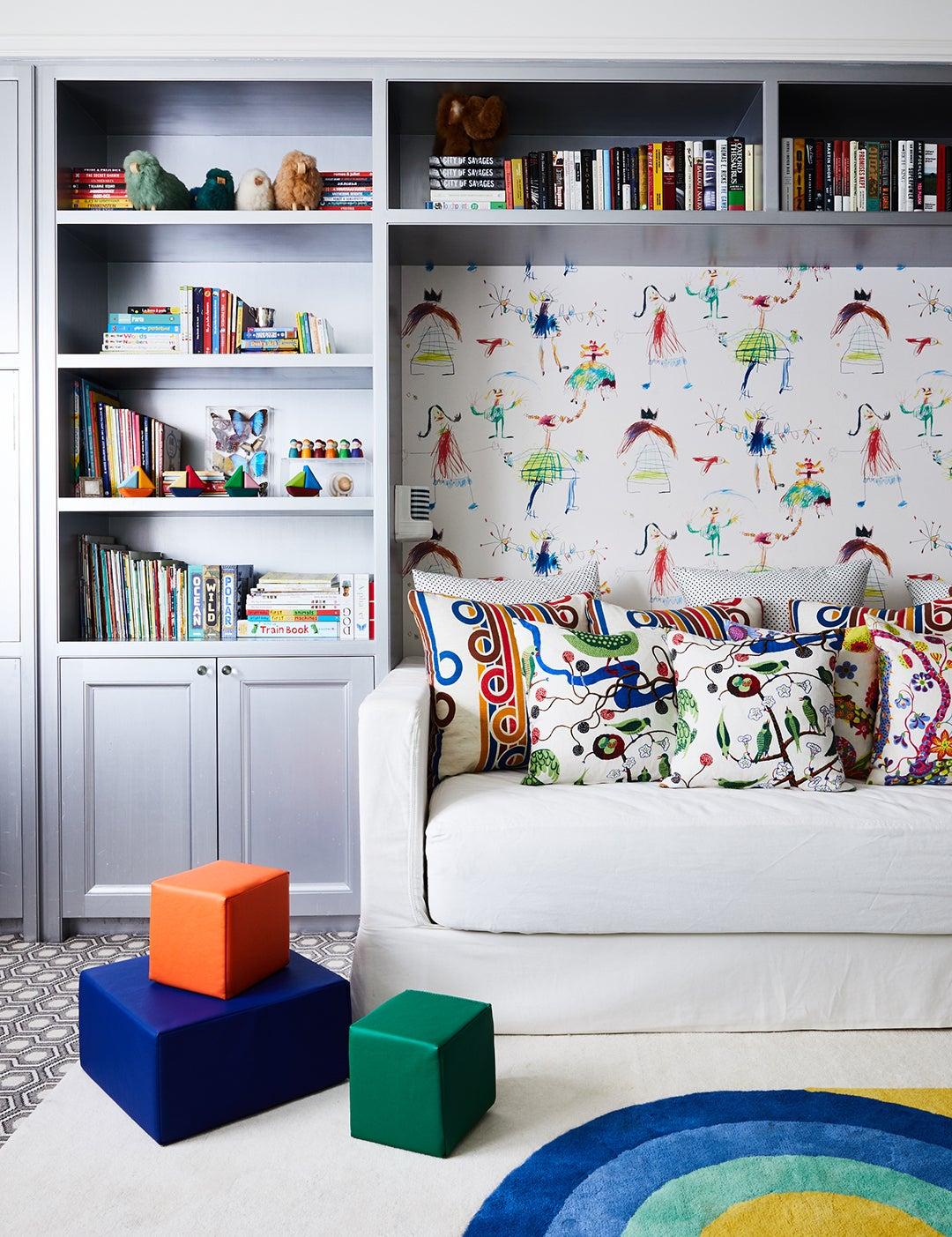 a kids room