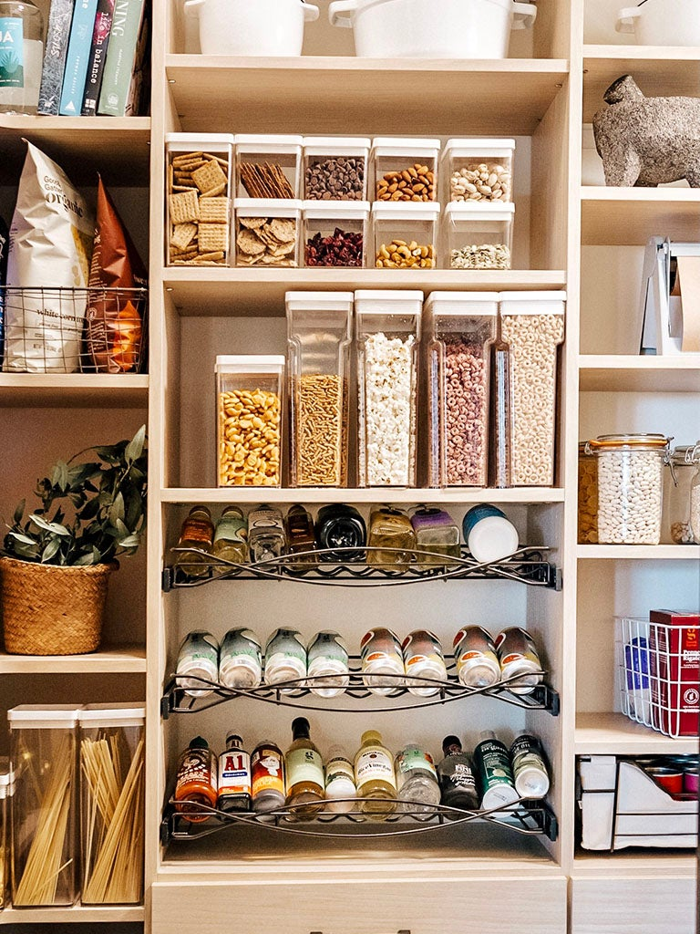 organized containers