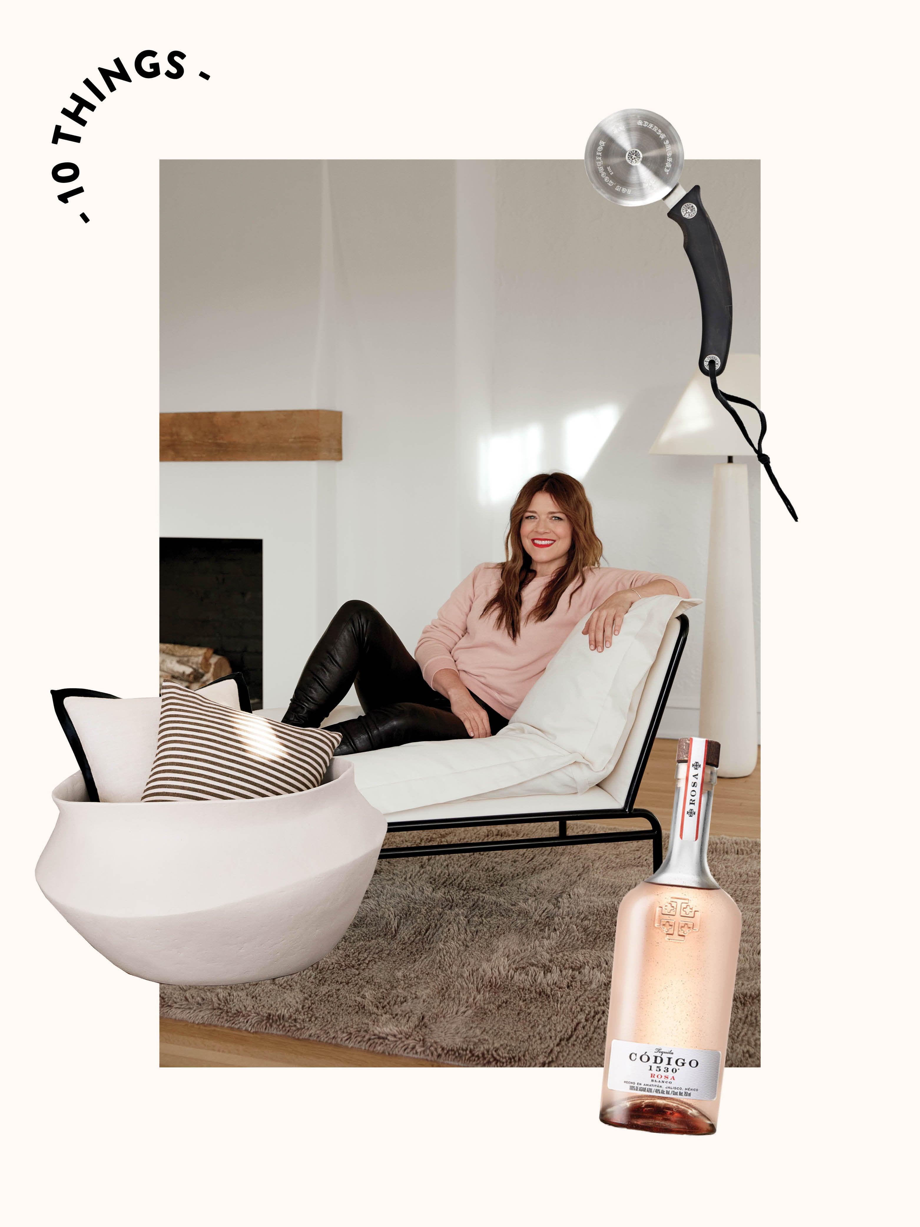 10 Things That Make Designer Kara Mann Happy