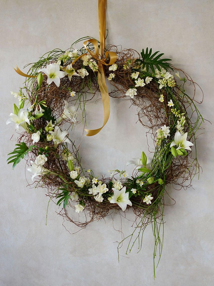 vine-y wreath