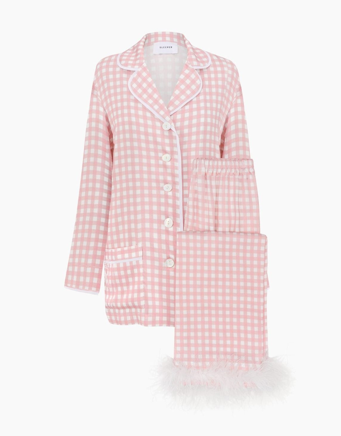 SH2005P_Sleeper_Party-Pajama-Set-with-Feathers-in-Pink-Vichy_290-USD_still-1152×1732