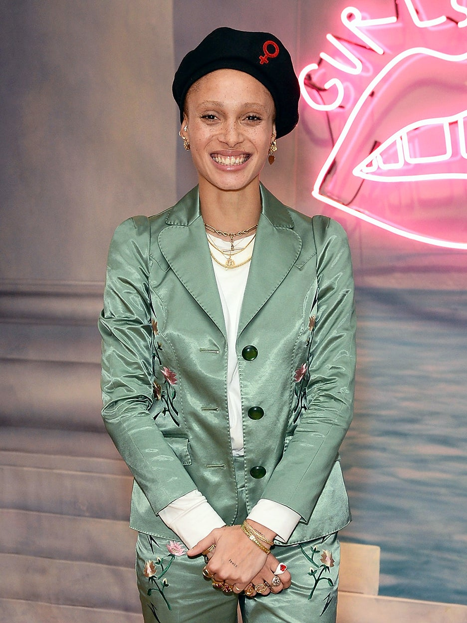Model Adwoa Aboah's New Paper Goods Collab Proves That Teen Girls Aren't Just About TikTok
