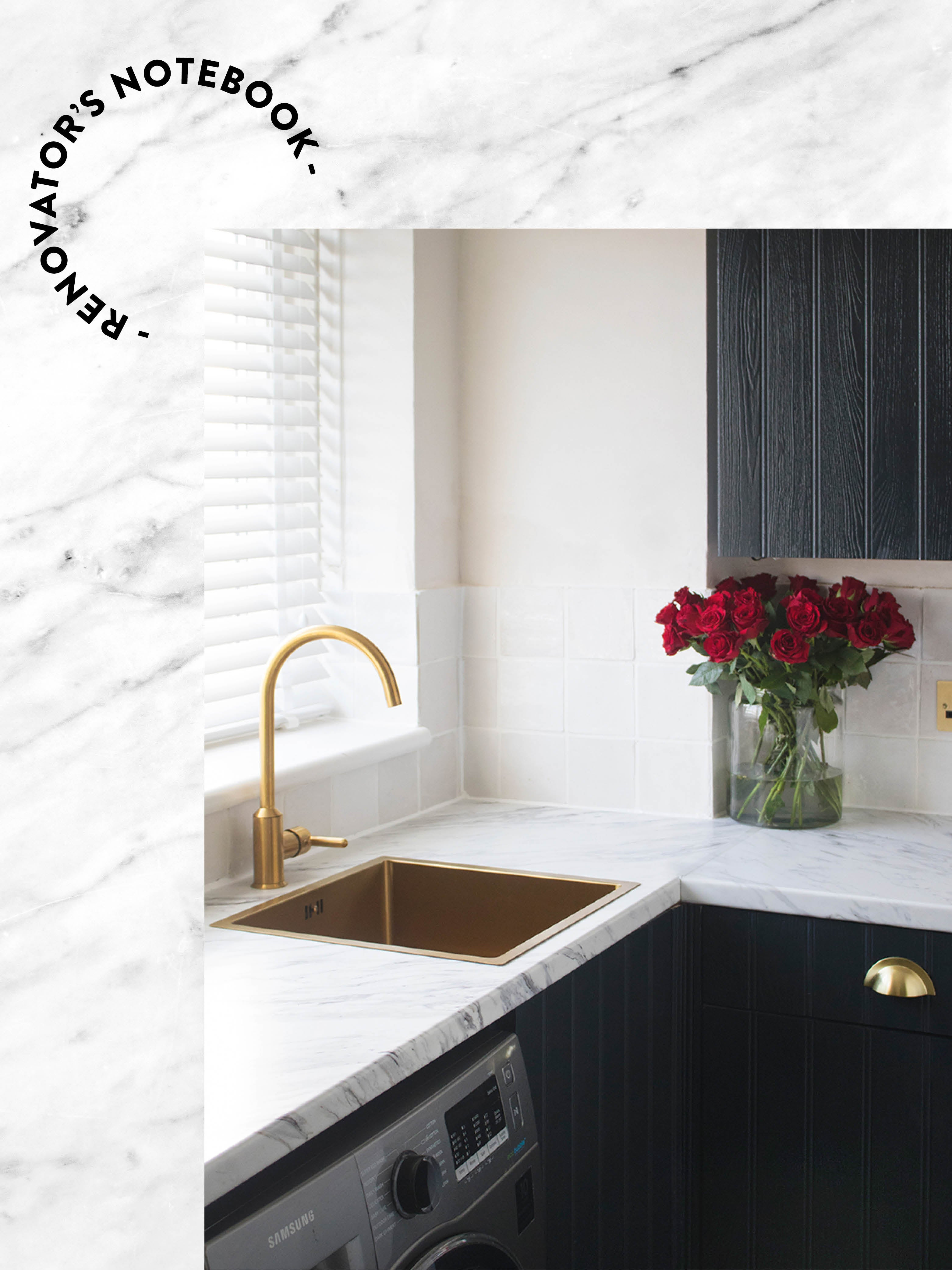 This $5K Kitchen Overhaul Makes a Convincing Case for Laminate Countertops