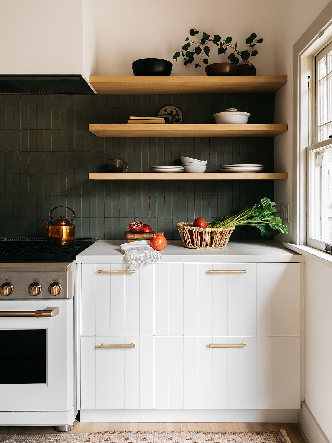 IKEA kitchen cabinets - white cabinets in kitchen