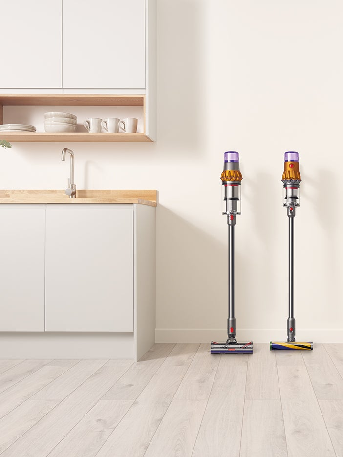 Laser-Guided, NASA-Worthy Vacuums Are Officially a Thing