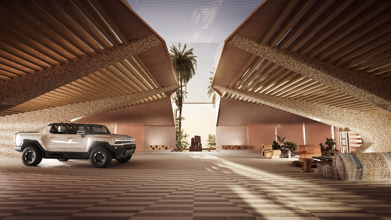 Garages of the Future Won't Be Eyesores Anymore