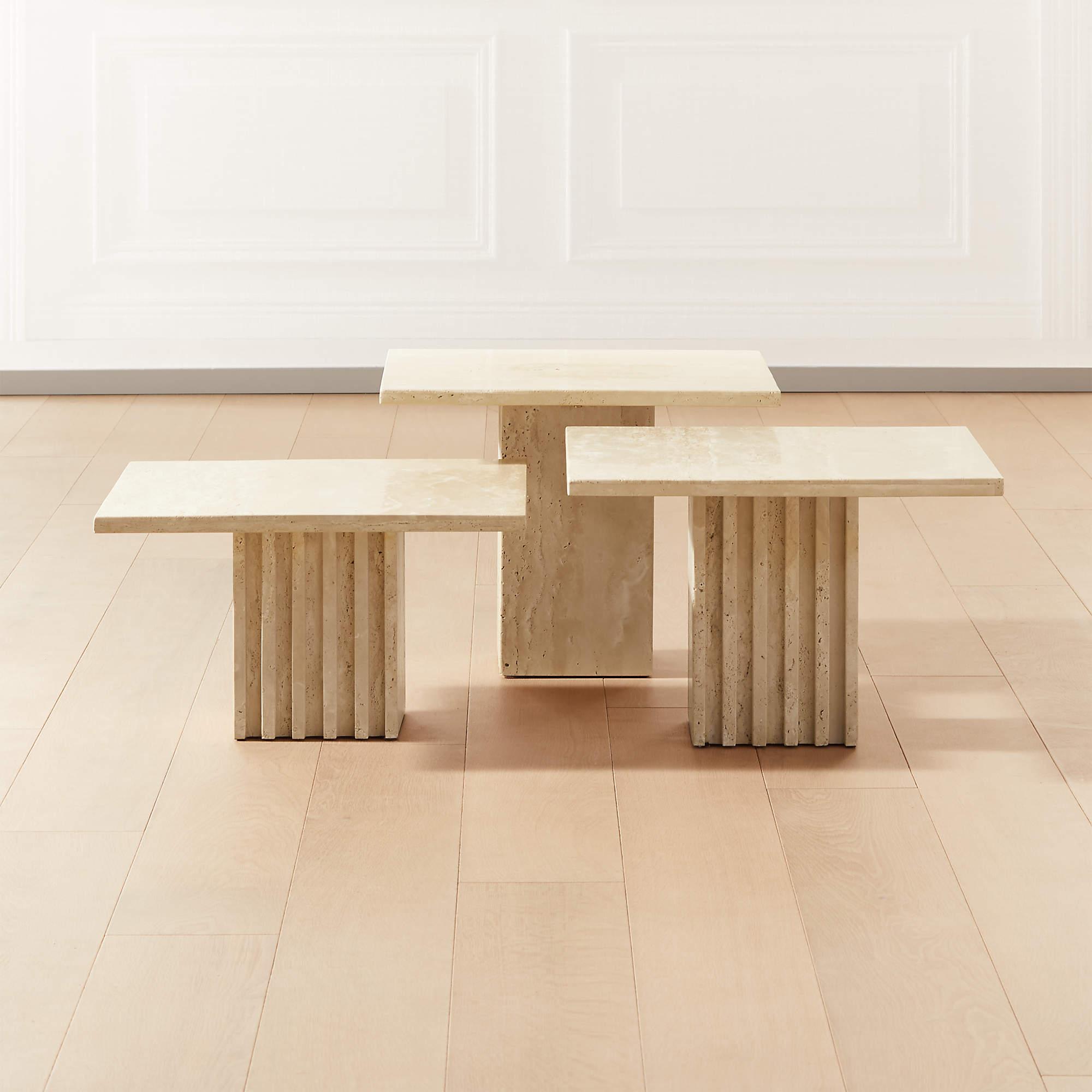 carve-travertine-cocktail-tables