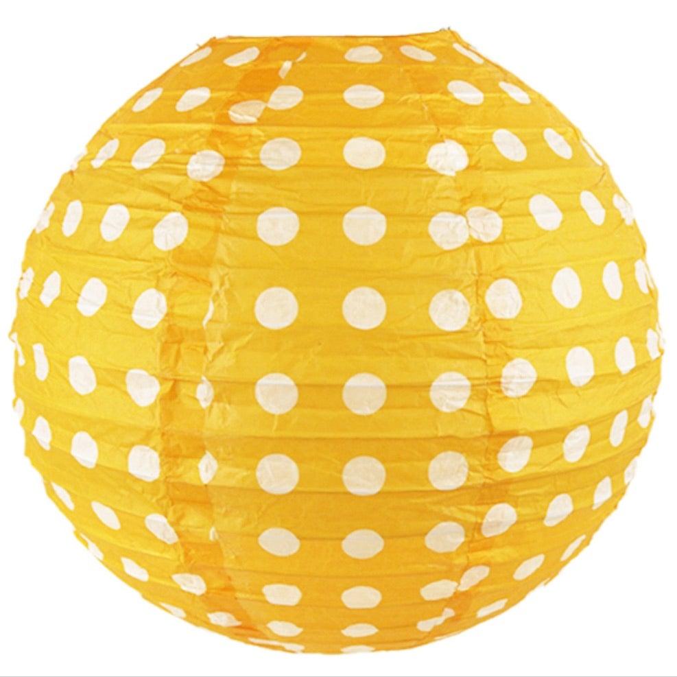 a paper lantern