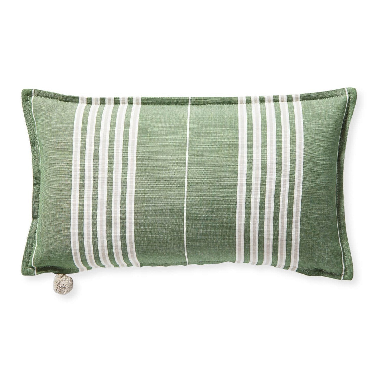 Dec_Pillow_OD_Perennials_Lake_Stripe_12x21_Green_1001_Crop_SH