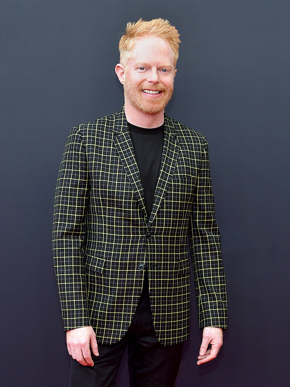 Jesse Tyler Ferguson's Just-Listed Home is $7M, But the Door Color Inspo is Free