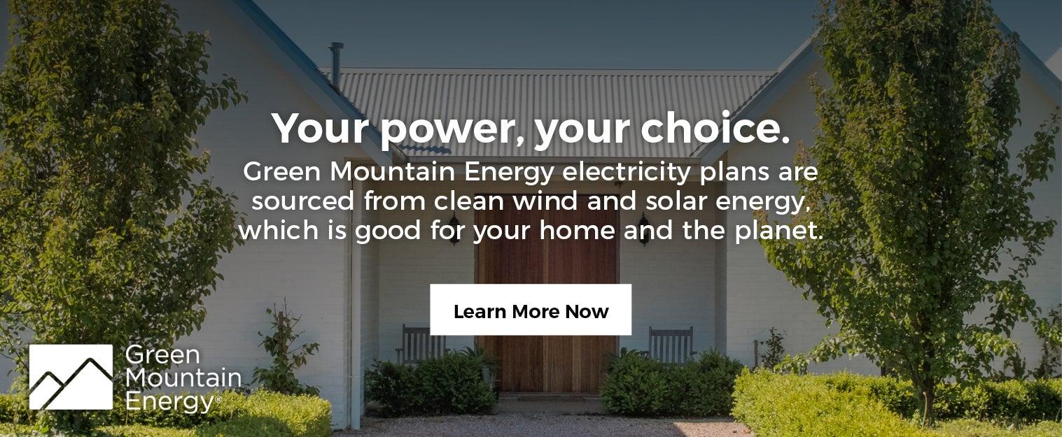 Green Mountain Energy End Card
