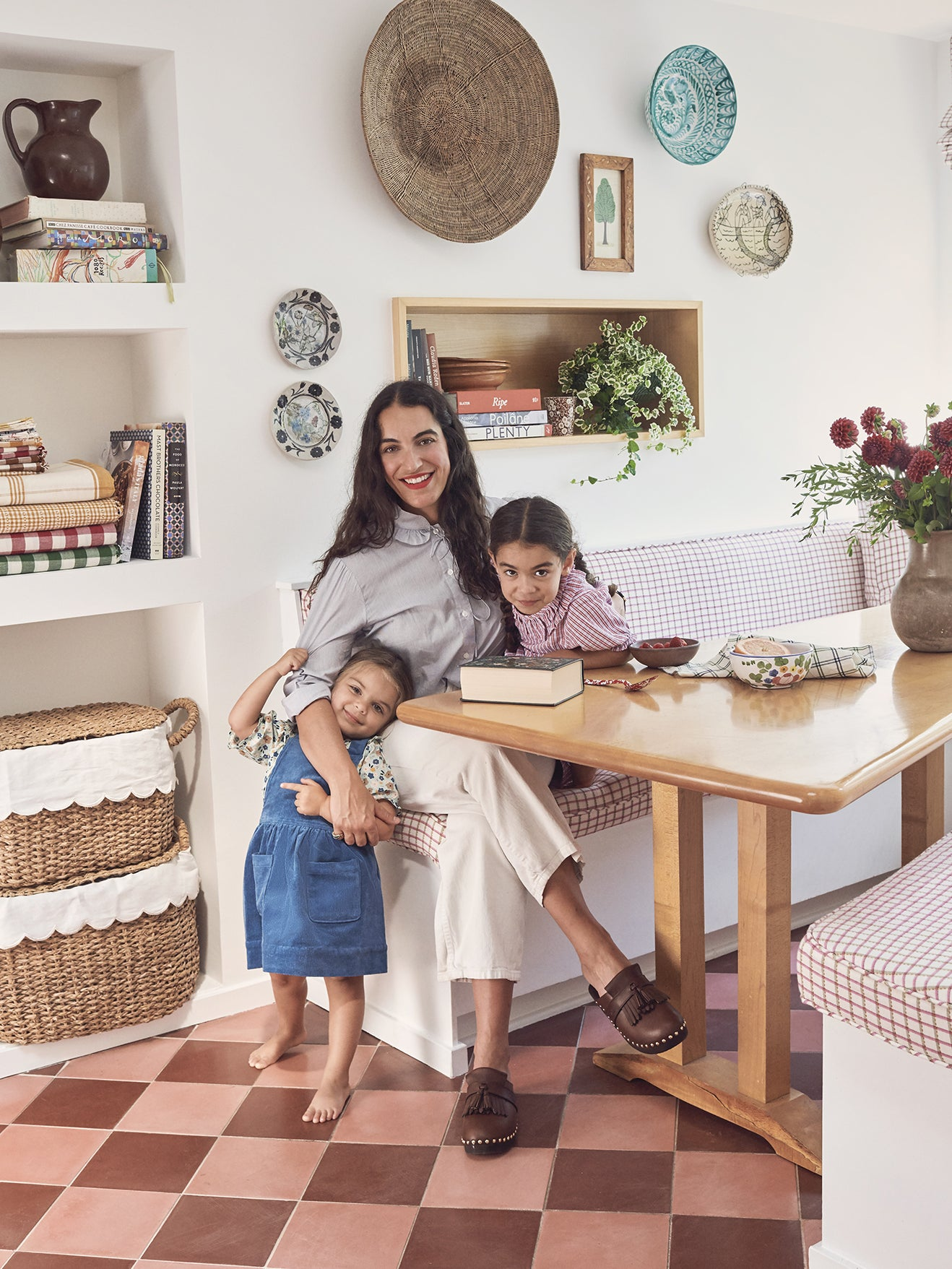 Heather Taylor's Laurel Canyon Family Home Is a Series of Childhood Throwbacks