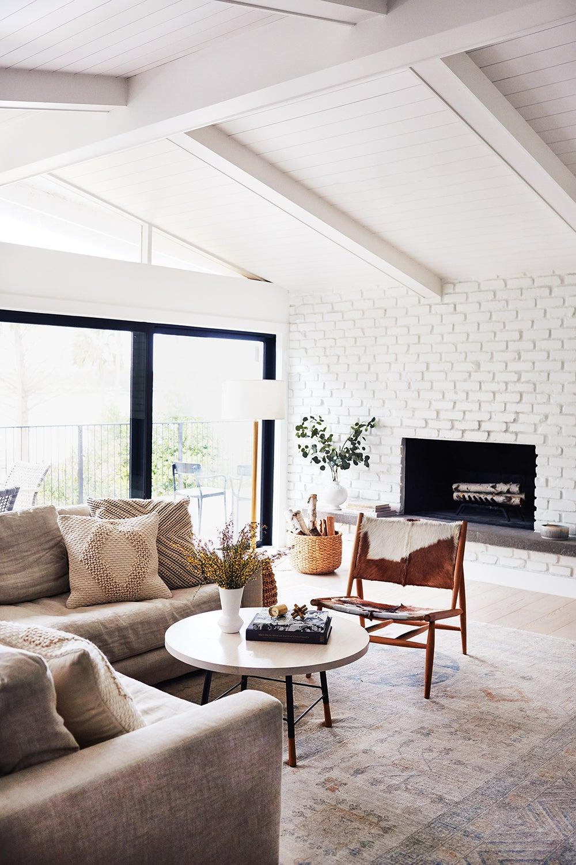 white house interior