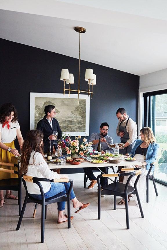 indoor gathering