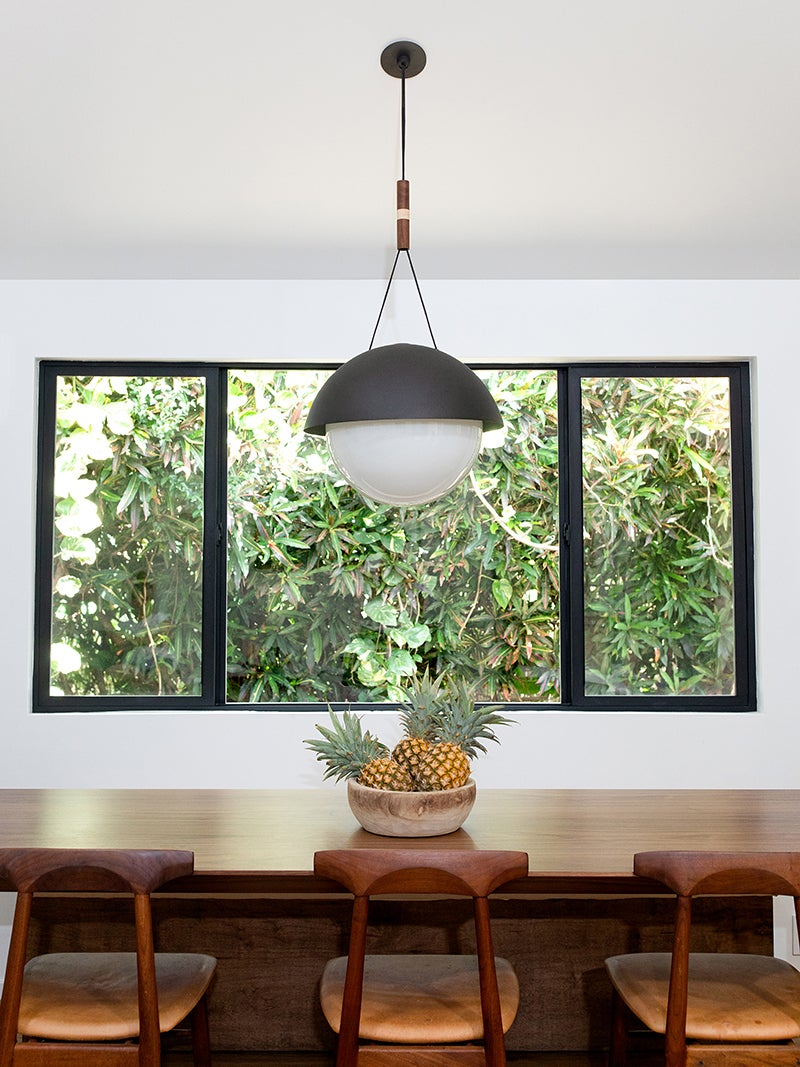 dining table window