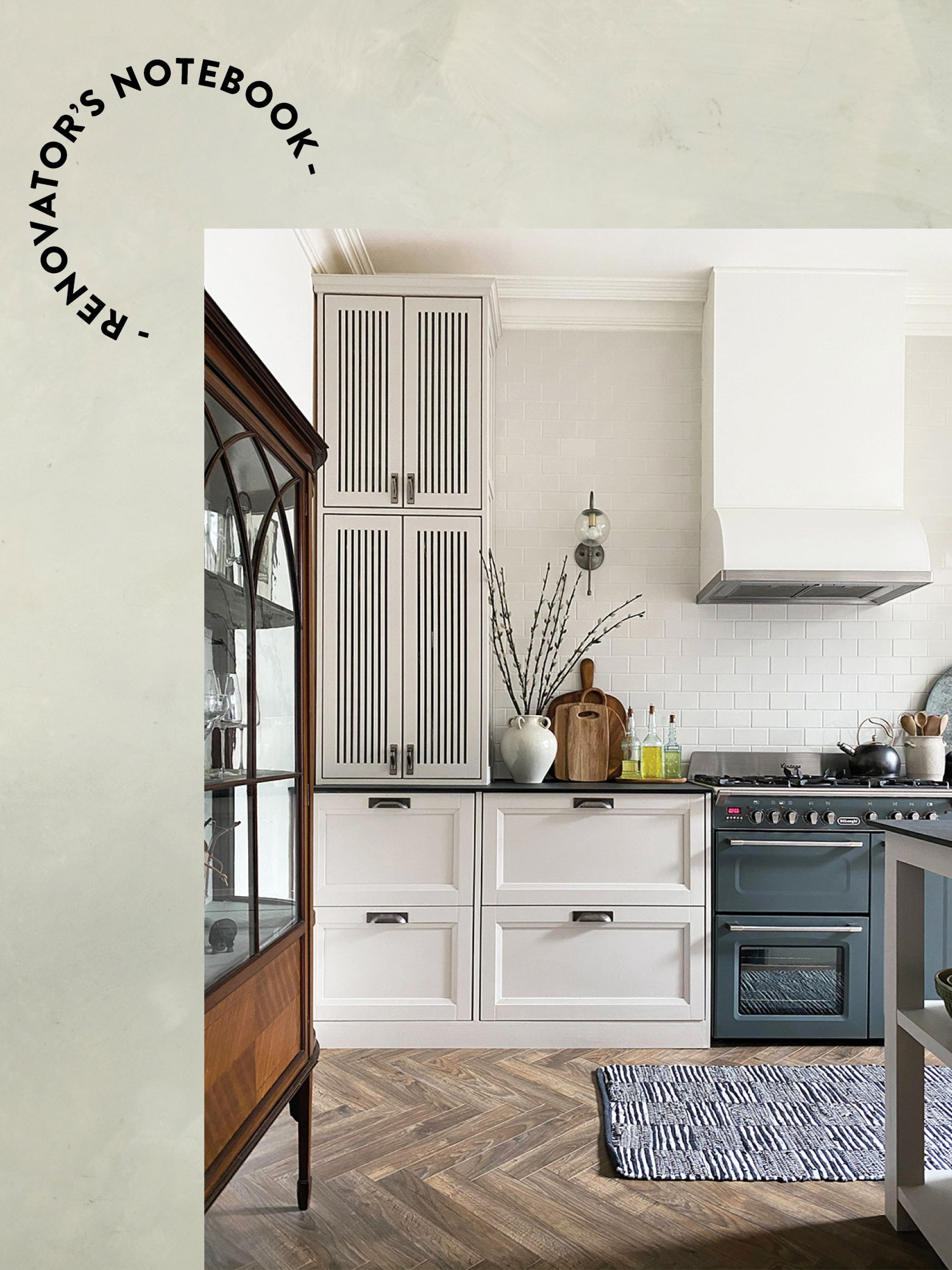 An IKEA Hack Disguises the Not-So-Pretty Stuff in This $11K Kitchen Remodel