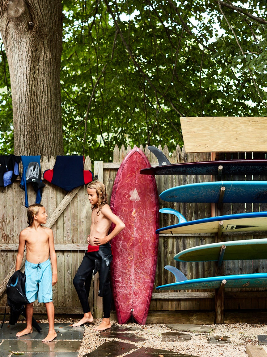 8 Outdoor Organization Solves That Tame Kid Clutter (But Still Let Them Have Fun)