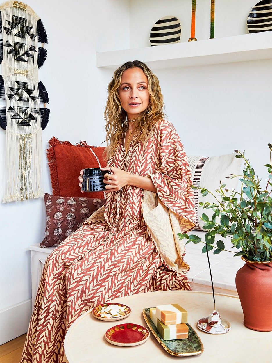 Nicole Richie's Favorite Organization Tool Is as Laid-Back as She Is