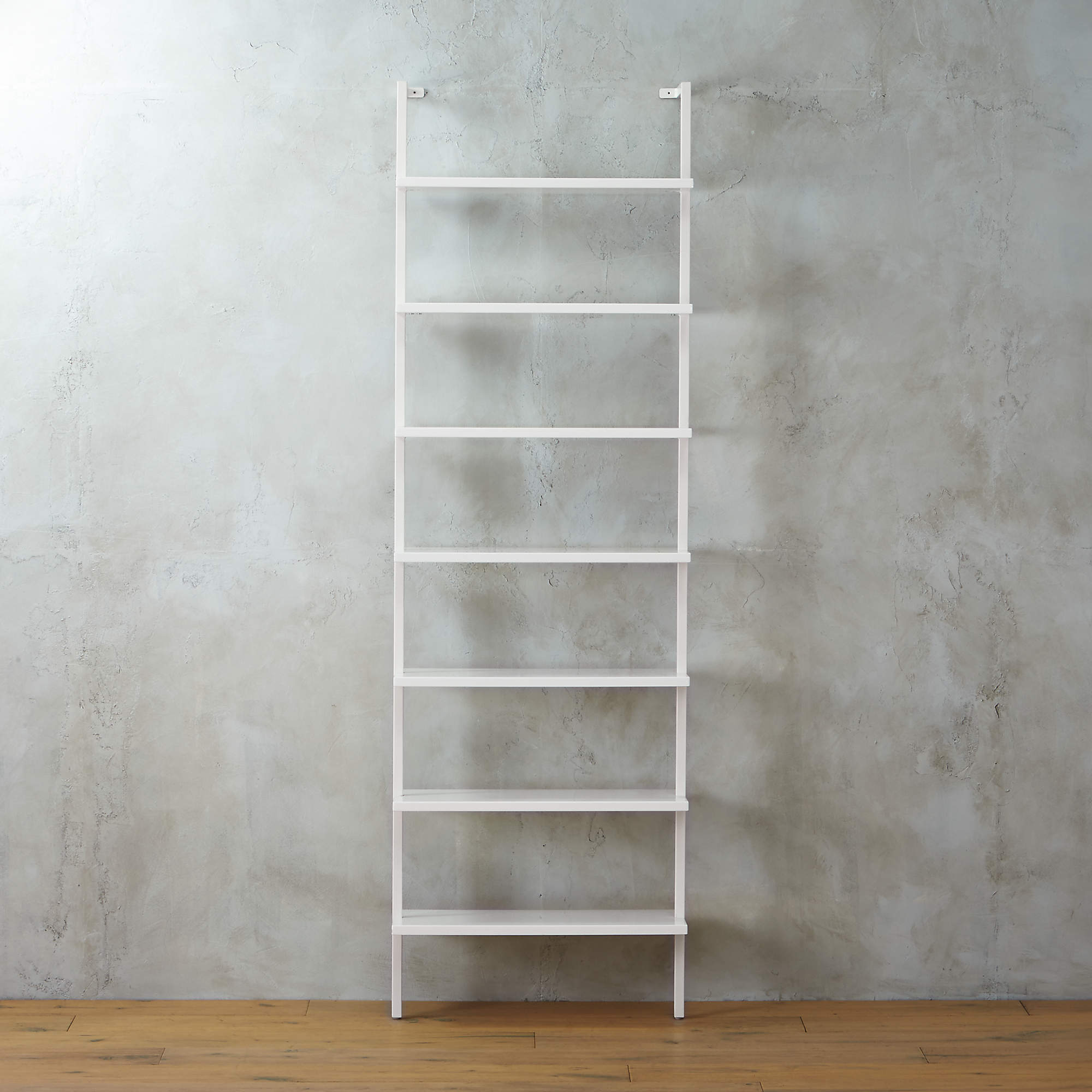 stairway-white-96-wall-mounted-bookcase