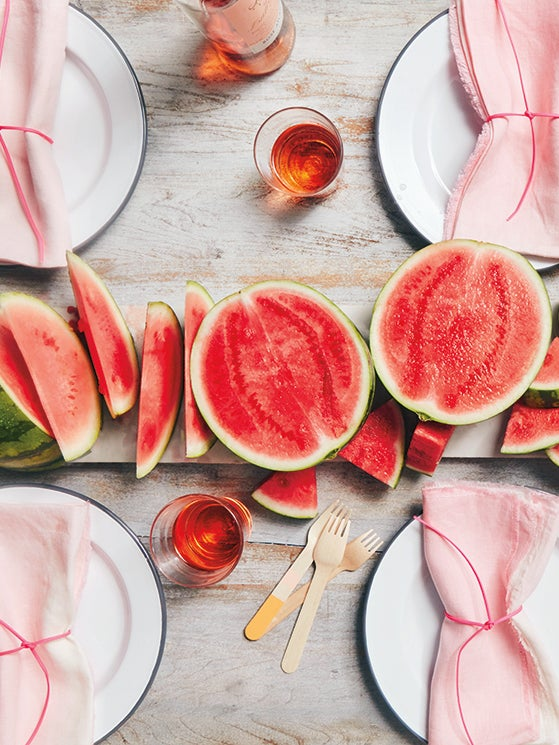 Elevate Your Picnic Fare (and Stay Hydrated) With These Twists on Watermelon