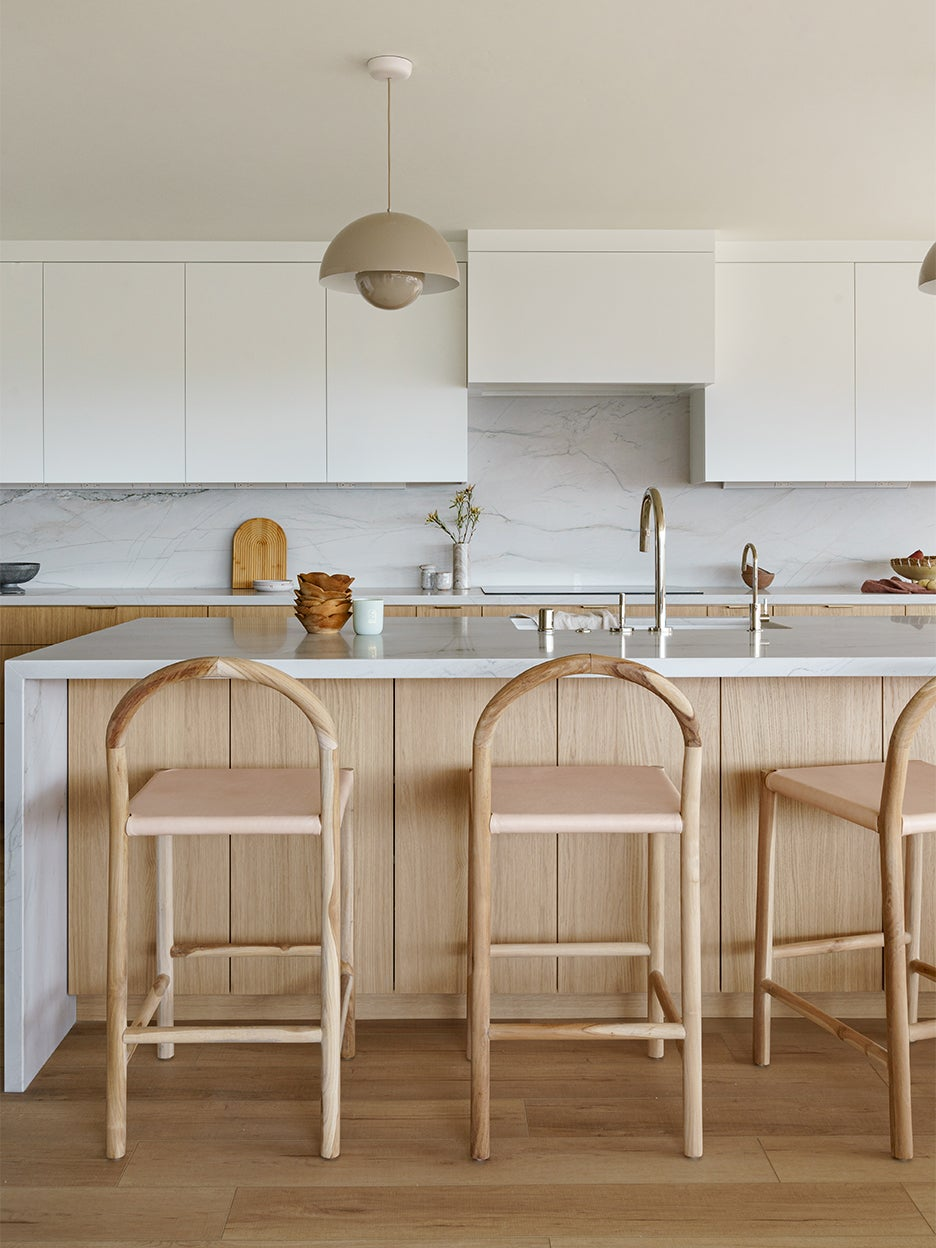 curved back countertop stools