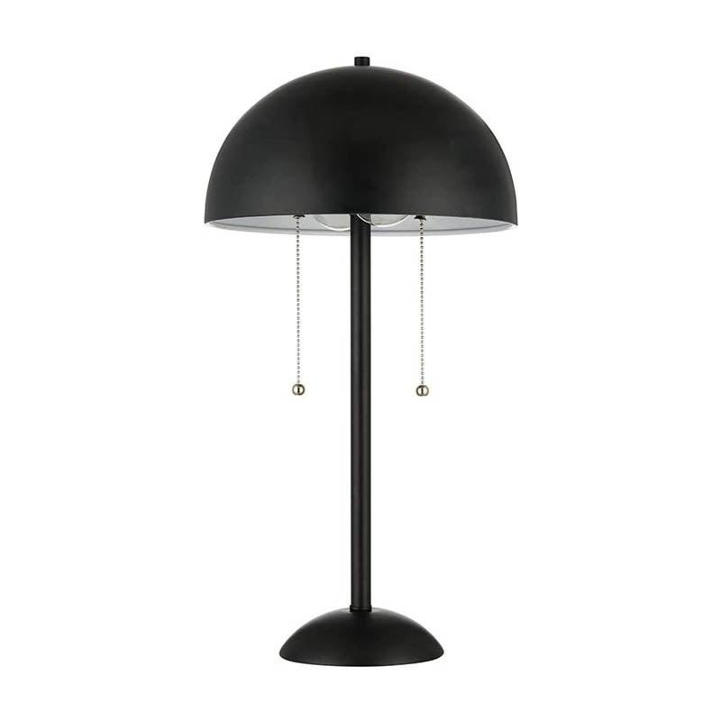 The Best Desk Lamp Option Rivet Dome-Shaped Table Lamp