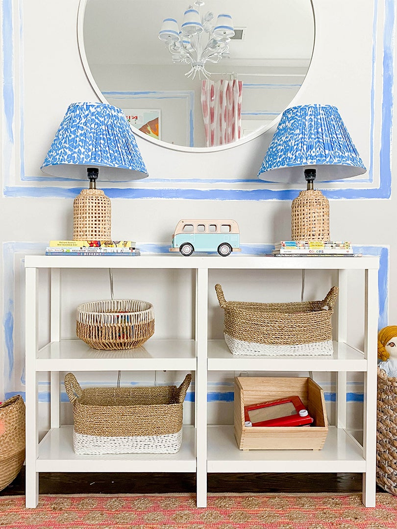 A $10 Tool Gave This Nashville Nursery Its Dreamy Optical Illusion