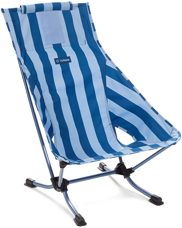 Stripe Beach Chair Low Profile