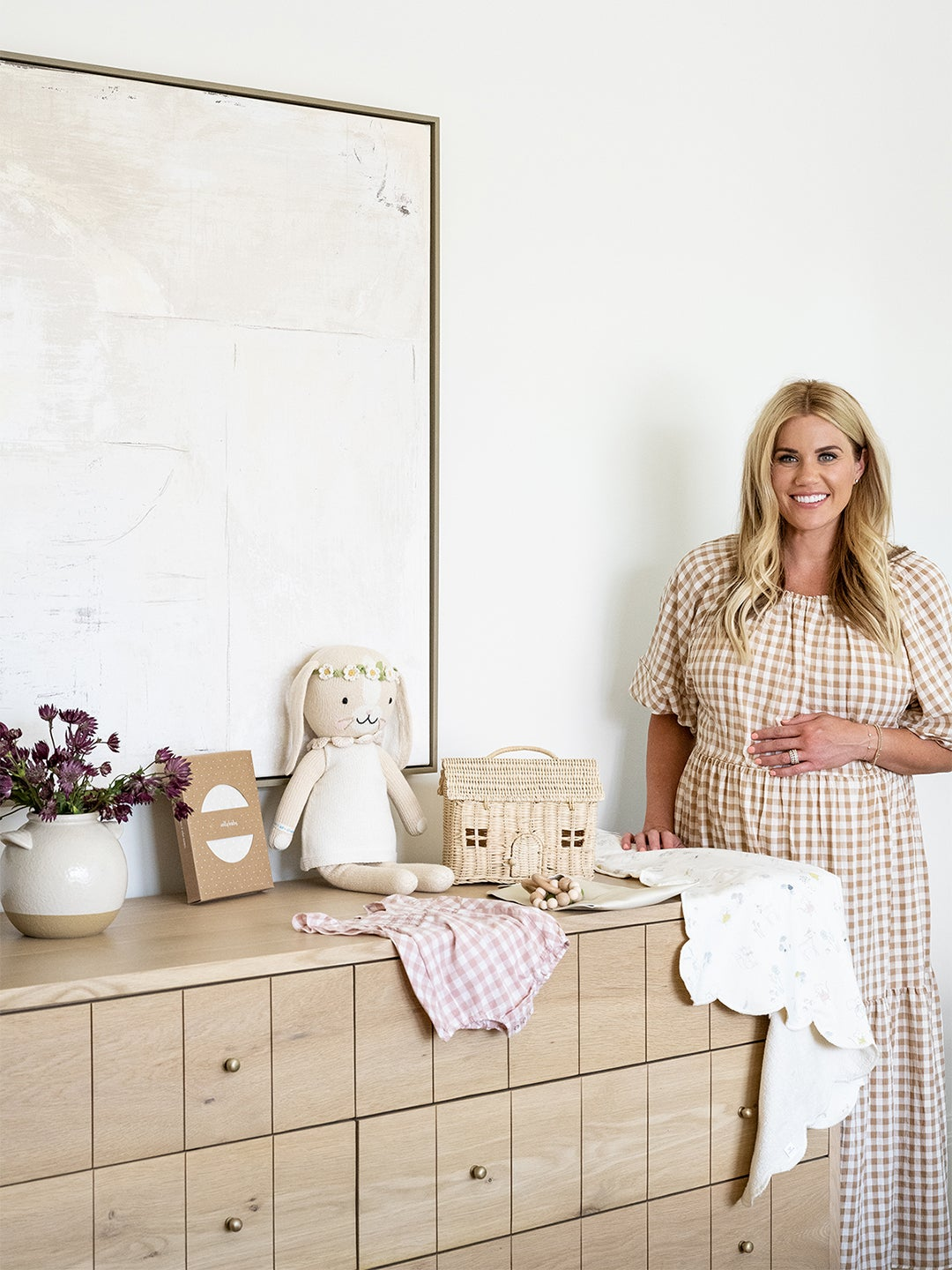 We'd Happily Put Shea McGee's Nursery Dresser in Our Own Bedroom