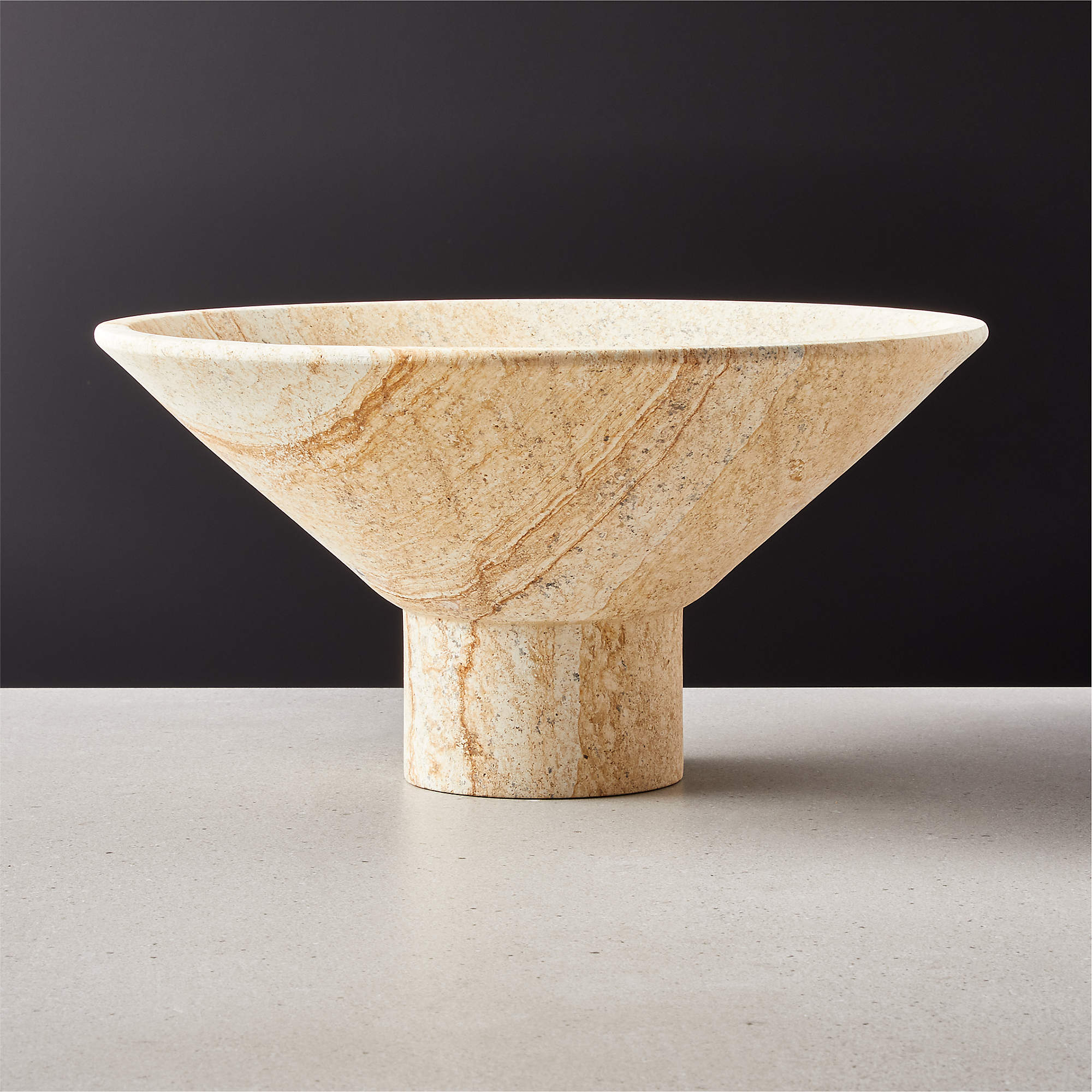 dune-footed-sandstone-bowl