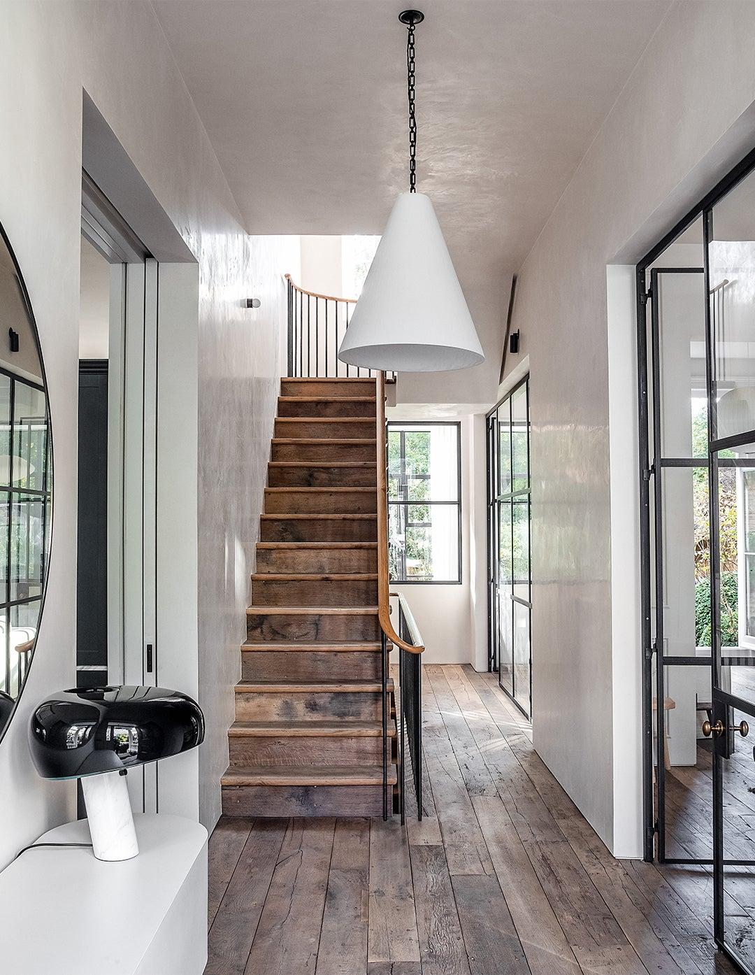 minimali wood entryway floors