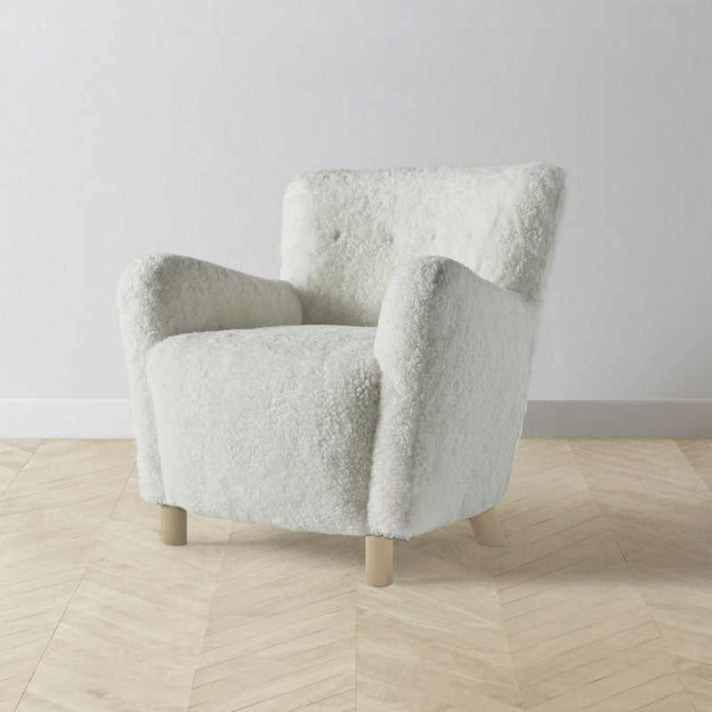 The Best Reading Chair Option Maiden Home The Perry Chair
